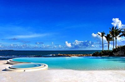 Photo for Ocean Front with private beach