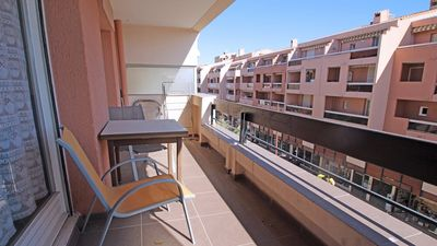 Photo for Apartment T2 - 4 people - Downtown - Near the beach - Sainte Maxime
