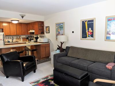 Photo for Cozy Slopeside Sugarbush Condo