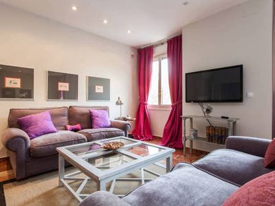 Photo for Luxurious apartment in the historic center of Seville, near Seville Cathedral
