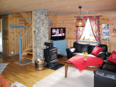 Photo for Vacation home Fuglsetfjorden (FJS229) in Bjordal - 8 persons, 4 bedrooms