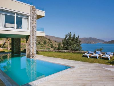 Photo for Villa, Elounda  in Kreta - 10 persons, 5 bedrooms