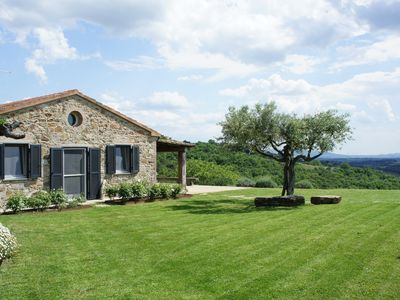 Photo for Retreat in the heart of Tuscan Maremma