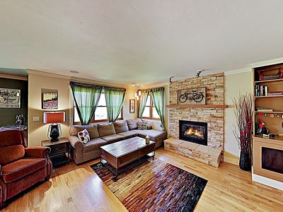 Photo for New Listing! Updated Condo w/ Indoor Hot Tub - 5 Minutes to Ski Resort