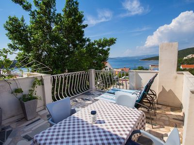 Photo for Apartment ZB  B2(2+1)  - Maslinica, Island Solta, Croatia