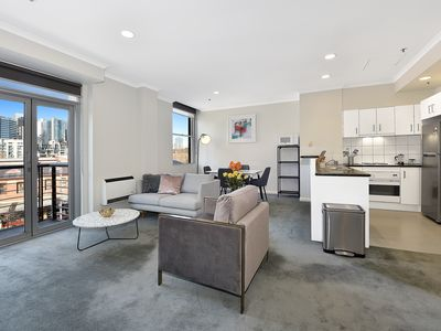 Photo for Fully furnished one bedroom apartment 32/222 Victoria St