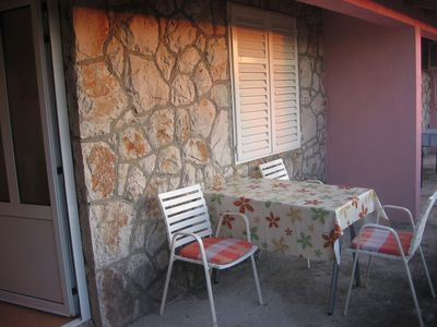 Photo for Apartment Marija1  A4 Jurica (2+1)  - Jelsa, Island Hvar, Croatia