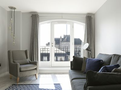 Photo for Luxury apartment in Belfast Cathedral Quarter