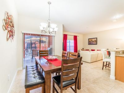 Photo for 4 Bedroom/3 Bathrooms Paradise Palms (8925BP)