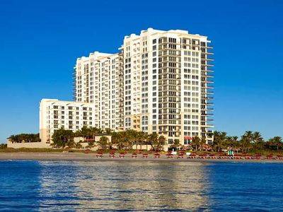 Photo for Vacation in Luxury at the Marriott Singer Island Resort and Spa