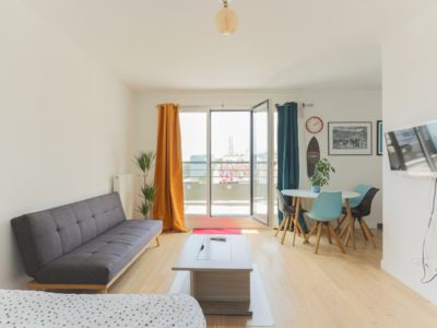 Photo for Beautiful apartment with terrace - BRAND NEW