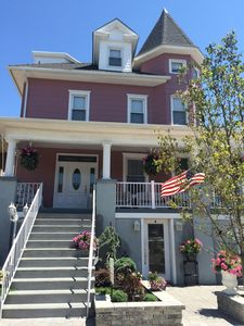 Photo for Sleep 17 in 7 Bedrooms in 1 Beachblock Unit with Dining at 1 XL Table for all