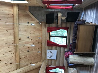 Photo for Wooden log cabin the Couvreur des bois