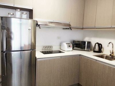 Photo for 1BR Apartment Vacation Rental in Makati City