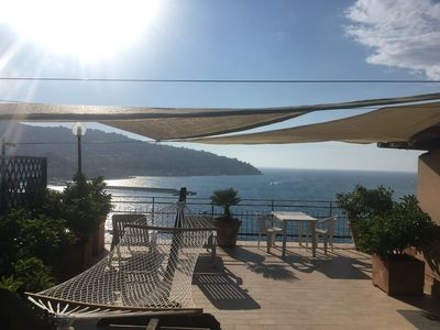 Photo for Dream vacation in Porto Santo Stefano. Wonderful holiday home with sea views