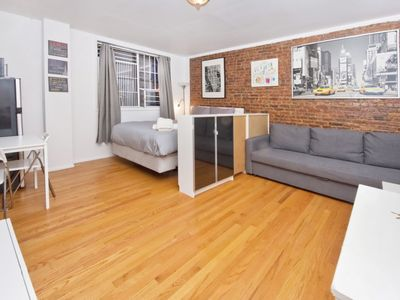 Photo for Spacious studio on Upper East Side