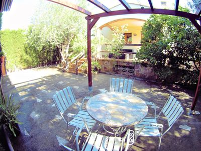 Photo for Villa Salvia: Magnificent independent house with TERRACES, BARBECUE, 600M BEACH