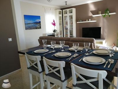 Photo for Holiday apartment Caleta de Famara for 4 - 6 persons with 3 bedrooms - Holiday apartment