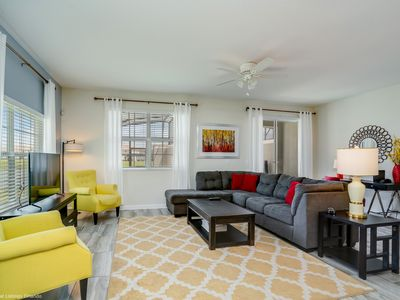 Photo for Stunning 5BR townhome with lakeview!