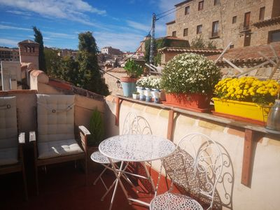Photo for Beautiful Toledo Apartment With Private Terrace And Parking