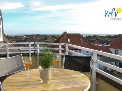Photo for Romantic holidays with a view of the North Sea!