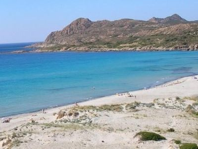 Photo for T3 ds VILLAGE HOUSE 4 KM ILE ROUSSE 5 PERS FROM 350 TO 600 € .TRE COMFORTABLE