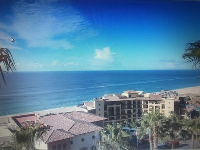 Photo for Beautiful unit with private hot tub at Pueblo Bonito Sunset Beach
