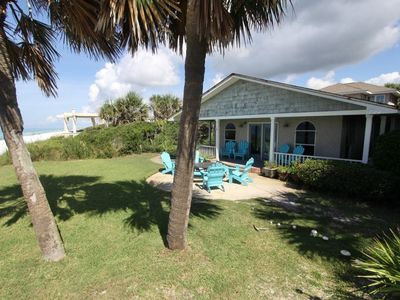 Photo for Sea Turtle Cottage, Newly Renovated Gulf Front near Seaside!