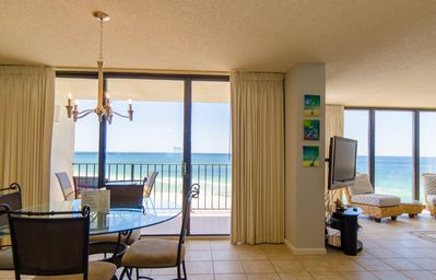 Photo for Oceanfront Deluxe, Beautifully updated with great views! Once Upon A Tide Edgewater 413T3