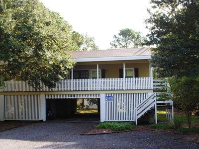 Photo for Comfy Cozy: 4 BR / 2 BA house in Pawleys Island, Sleeps 8