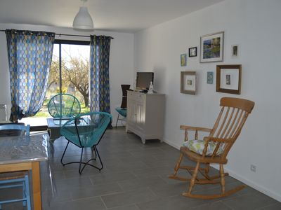 Photo for The oléastre in Luberon Duplex 4 people