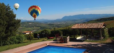 Photo for Charming Countryside Villa with  Pool and amazing view!
