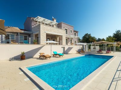 Photo for Modern luxury villa in Istria with private pool