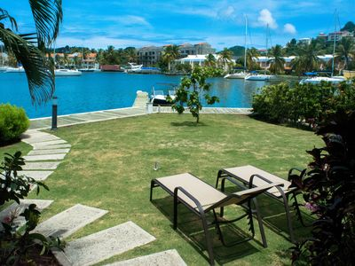 Photo for #19 Harbour, 3-Bed Water-Front Villa