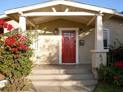 Photo for Charming 2BR in Hip North Park. Close to Balboa, shops, dining and downtown