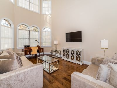Photo for 5 Bed, 5.5 Bath, 4,551 sqft. Luxury Home with Great Golf Course Views