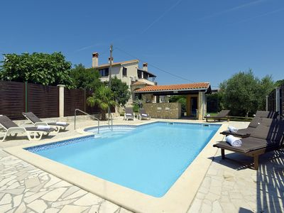 Photo for Holiday house Ližnjan for 1 - 10 persons with 5 bedrooms - Villa