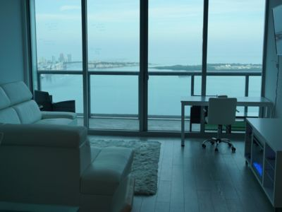 Photo for Panorama Tower ocean view new apartament on the 79 floor