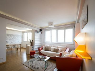 Photo for Large family apartment Clichy