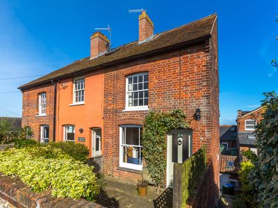 Photo for 5 Coastguard Cottages - Located in the heart of Aldeburgh town centre