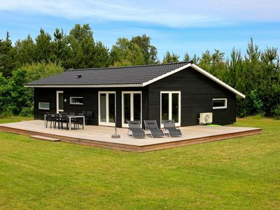Photo for Picturesque Holiday Home in Jutland with Sauna
