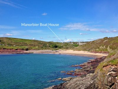 Photo for Manorbier Boat House
