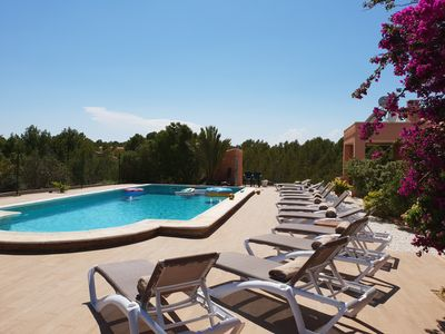 Photo for Super large villa, 13 bedrooms, sleeps 36, jacuzzi