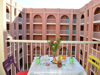 Photo for Apartment Saint-Aygulf, studio flat, 3 persons