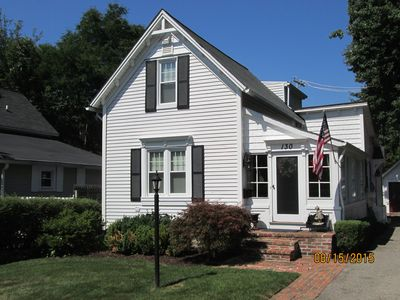 Charming, Grosse Pointe turn-of-the-century renovated House, furnished