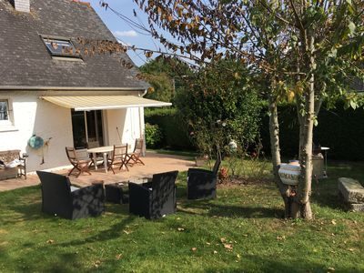 Photo for House in quiet area and beautiful garden - sleeps 5