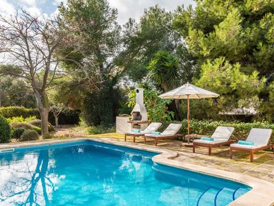 Photo for Sa Figuera de Moru, Charming villa for relax & privacy in the nature