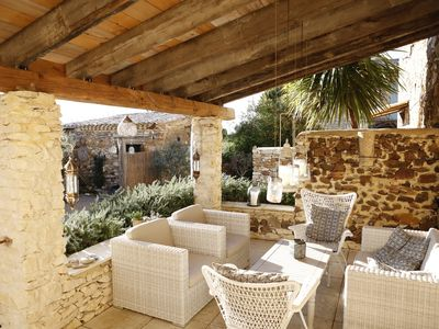 Photo for Ferienhaus in Südfrankreich | Gîte in the South of France