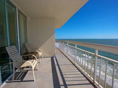 Photo for Incredible Views, 3 bedroom, Oceanfront Unit with Free Water Park, Aquarium, Golf & More Every Day!