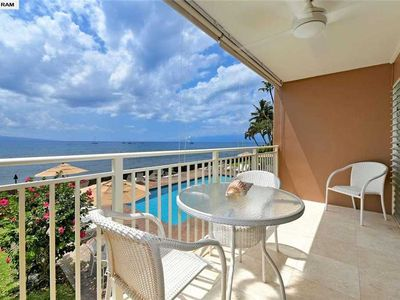 Photo for Come play in the sun and stay at Lahaina Roads #205: 1 BR / 1 BA Sleeps 4